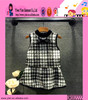 Autumn New Arrived Hot Sale Kids Dress Model Factory Direct Two Piece Outfit Latest Dress Designs For Baby