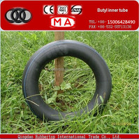 Factory Direct Supply Wheelbarrow Motorcycle Tyre Natural Rubber Butyl 3.50-8 Inner tube