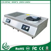 Multifunction high quality double electric induction cooker