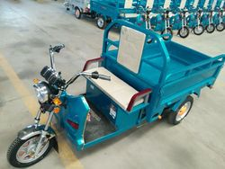 ZF-KYMCO new brand small box size electric tricycle for cargo