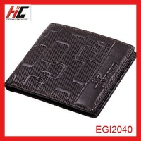 famous fashion brands china high quality fashion designs money clip wallet mens leather wallet