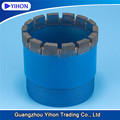 fuerte y resistencia a la abrasión de perforación de barril de la base
