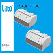 Singpore Standard GPO Waterproof power point IP66