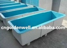 Golden Well frp/fiberglass tanks with low price, high quality, long working life