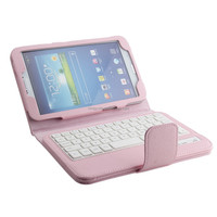 """Android system with Email key keyboard 8"""" tablet case for samsung galaxy tab 3.8.0"""
