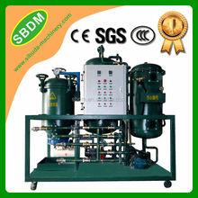 SBDM KXZ Double-Stage Vacuum Mini Crude Oil Refinery