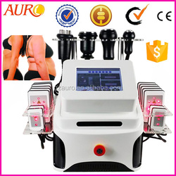 40KHZ sound waves head & vacuum head beauty machine for slimming & beautiful AU-62