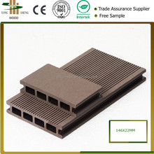 Hot sales cheap wpc composite decking
