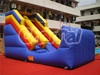 Hot sale commercial backyard small inflatable slides castle
