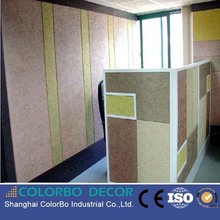 Construction Material List 2015 Cement Wood Wool Panels For Ball Room