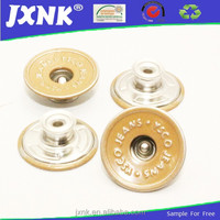 widely useful jeans button for garments snap button for clothing