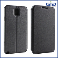 [GGIT] Soft texture leather flip case for Samsung for note 3