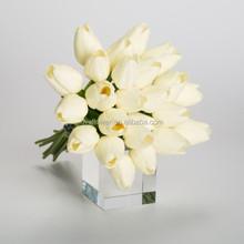 artificial flowers Mini craft flower High end mini tulip flowers decoration