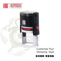 office stamp handle & common seal stamp & plastic rubber stamp