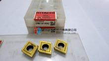 Hitachi high wearing resistance turning insert CPMT160408Z HC844 with wholesale price, short delivery