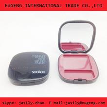 Beautiful pressed compact powder box