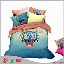 China Products custom print 3D quilt cover and bed sheet for children