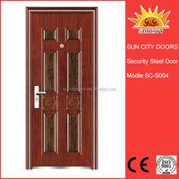 New 6 Panel Door 2 way swing door SC-S004