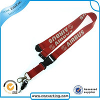 Fashionable safety breakaway neck strap for company