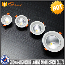 innovative products 2016 8w cob led recessed adjustable downlight