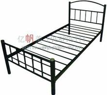 Standard bunk bed for home furniture ,popular design children home metal bed ,single bed frame use in home