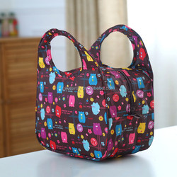 Thermal Medical Insulated Lunch Cooler Bag Fabric Material