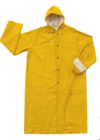 raincoat, pvc raincoat for adult, water proof long adult rain coat