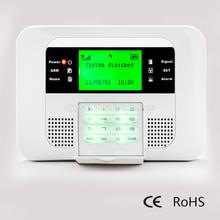 2015 nuevos productos GSM + PSTN sistema de alarma Anti robo DY-GSM40B