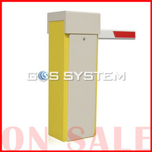 Automatic car boom parking barrier & road traffic barrier & car park barrier gate for parking access control security