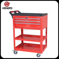 Steel tool chest cabinet box metal toolbox with tray