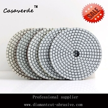 dry and wet diamond granite polishing pads for angle grinder