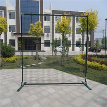 Hot sale low price Canada temporary fence (High quality and high security)
