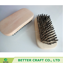 wooden brush for beard Mens beard brush