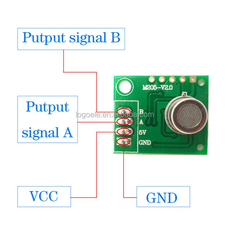Wholesale Lgzp07 Mp503 Air Quality Sensor Module Air