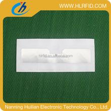 De largo alcance uhf rfid etiqueta para inventario etiqueta rfid