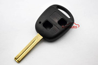 Remote key case 2button Toy48 short for Lexus ES350 IS250 Remote key shell