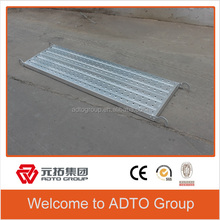 Hot selling Factory Price heavy loads AS1577 Galvanized scaffold Staircase Catwalk