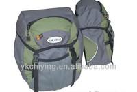 bicycle rear rack bag , bicycle seat bag , bicycle hanging bag
