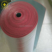 EPE foam underlay laminated with aluminum foam