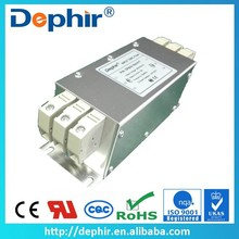 Metal Case DF600-16A-01T 480VAC Mains Power Filter, Servo Drives Electrical Filter