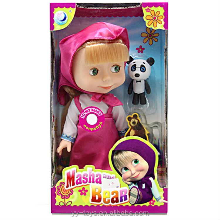 Non 2015 masha e l 39 orso bambola giocattolo bambola id for Masha giocattolo