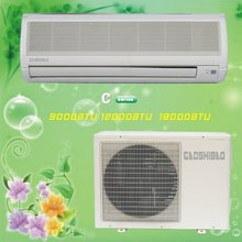 KFR-50GW hotel use wall split type air conditioners price