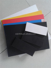 Black plastic PVC sheet price