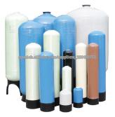 Tanques Diverso tamaño FRP buques de filtro de agua / FRP para el tratamiento del agua