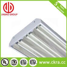 Dimmable AC120-277v/347v/480v DLC listed LED low bay lighting fixtures