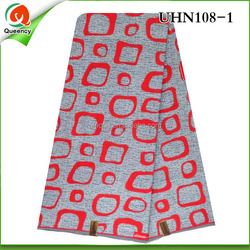 UHN 108-1 2016 african wax prints fabric hgh quality,ankara style good quality African print fabric