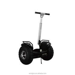 Self balancing electric unicycle Windgoo gas motorcycle for kids