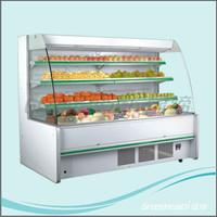 1.5m Vegetable & Fruit display Refrigarator for Supermarket