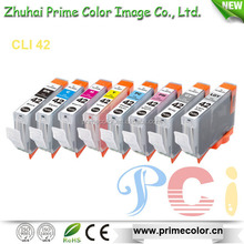 New Products Compatible Ink Cartridge for Canon CLI 42 with chip