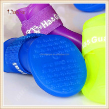 Wholesale Dog shoe For Rain Days Candy Colors Dog